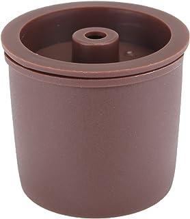 filtros reutilizables C/ápsula de m/áquina de caf/é compatible con la m/áquina de caf/é ILLY X9 X8 X7.1 Y5 Y3 Y1.1 Cubierta de c/ápsula de acero inoxidable Winbang Filtros de caf/é