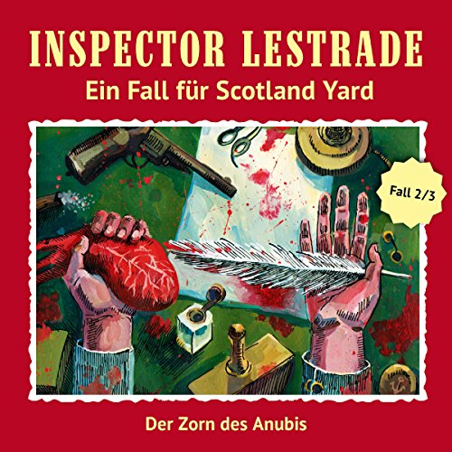 Der Zorn des Anubis     Inspector Lestrade - Ein Fall für Scotland Yard 2              By:                                                                                                                                 Andreas Masuth                               Narrated by:                                                                                                                                 Lutz Harder,                                                                                        Michael Pink,                                                                                        Eckart Dux,                   and others                 Length: 1 hr and 8 mins     Not rated yet     Overall 0.0