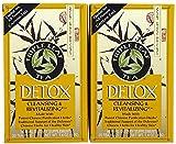 Triple Leaf Triple Leaf Tea Bags, Detox, 20 ct, 2 pk