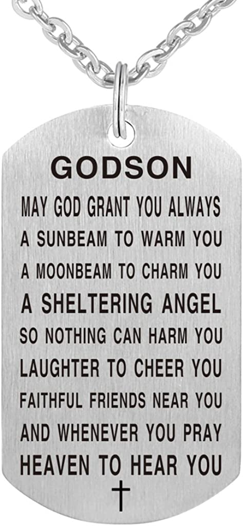 Freedom Love Gift Clearance SALE Limited time Godson Pendant First Jewelr Necklace Communion El Paso Mall