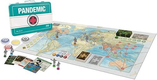 Asmodee - Pandemic 10TH ANNIVERSARIO - Italiano