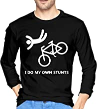 Men I Do My Own Stunts Long Sleeve Shirt