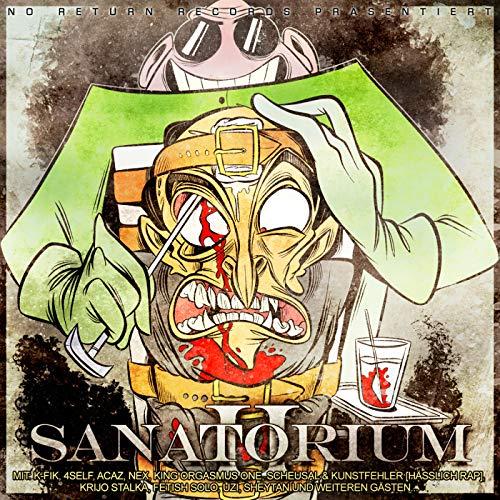 Sanatorium 2 [Explicit]