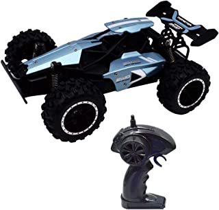 Blomiky C63R 2WD 2.4GHz 1/18 Scale RC Cars Truck for Kids Toy Bonus 1 Battery 63R Black Blue