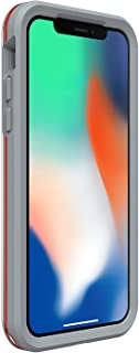 LifeProof Slam Protective Drop Proof Case for Apple iPhone X - Lava Chaser, 77-57434