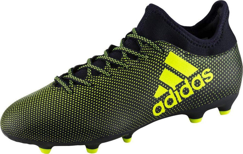 Adidas X 17.3 FG Football Boots - UK 11.5, LEGINK SYELLOW LEGINK