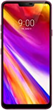 $175 » LG G7 ThinQ GSM Unlocked LGG710 w/ 64GB Memory Cell Phone 4G LTE (Renewed) (Raspberry Rose, GSM Unlocked)