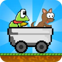 Hoppy Cart : Frog And Puppy Ride - by Cobalt Play Games