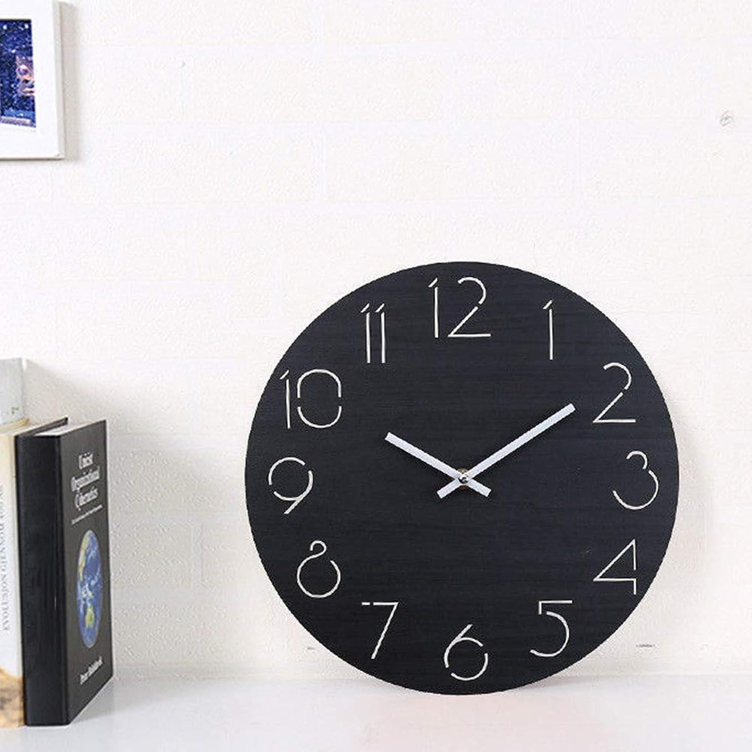 作物破壊的な巻き取り壁掛け時計12
