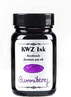 GummiBerry Handmade Fountain Pen Bottled Ink-60 ml [shade of purple]