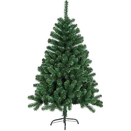 mctech Sapin de Noël artificiel Autres Tailles-couleur: vert PVC, 150CM