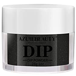 AZUREBEAUTY Dip Powder Black Color