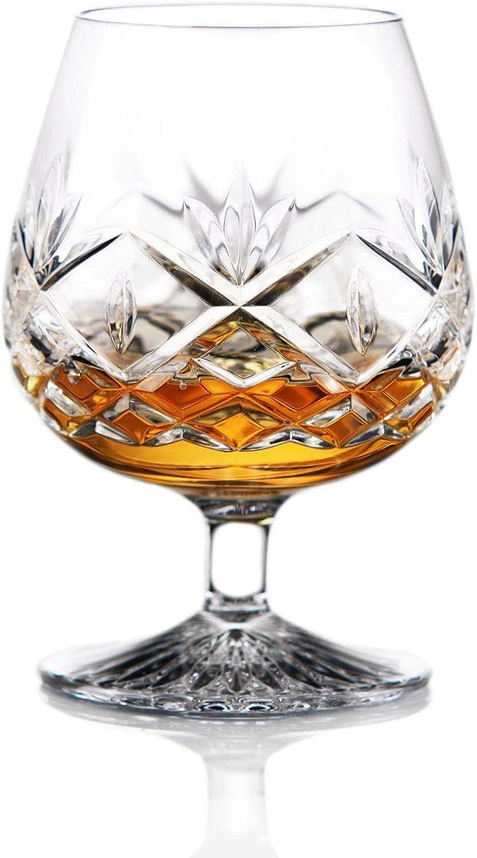 Waterford Crystal Huntley Brandy, Cognac Glass, Single