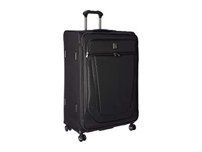 Travelpro 29 Crew Versapack Expandable Spinner Suiter (Jet Black) Luggage