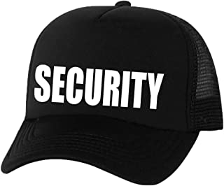 6b85bcf7282 SECURITY Truckers Mesh snapback hat