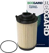 ECOGARD XF66159 Diesel Fuel Filter - Premium Replacement Fits Dodge Ram 2500, Ram 3500, Ram 4500, Ram 5500