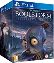 Oddworld: Soulstorm Collector Ed. PS4 - Collector's Limited - PlayStation 4