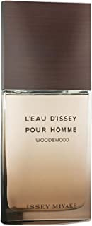 ISSEY MIYAKE L'Eau D'Issey Pour Homme Wood & Wood Eau De Parfum Intense Spray For Men, 100 ml/3.3Oz