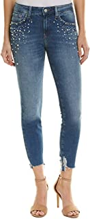 Mavi Jeans Womens Tess High-Rise Super Skinny Ankle in Indigo Pearl