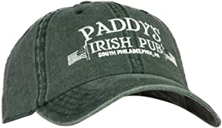 It's Always Sunny in Philadelphia Paddy's Irish Pub Dark Green Adjustable Hat