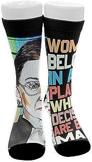 NiYoung Comfort Fit Cushioned Crew Socks for Boys Girls, Work, Football, Trekking