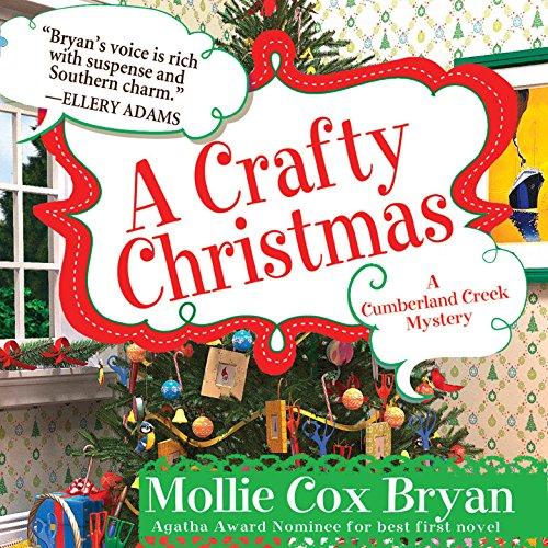 A Crafty Christmas cover art