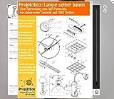 Lampe selber bauen: Deine Projektbox inkl. 162 Original-Patenten bringt Dich mit Spaß ans Ziel!