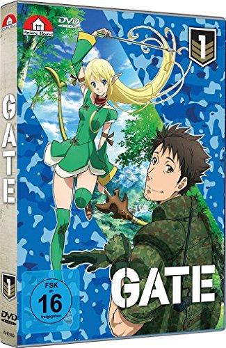 Gate - Vol. 1/Episoden 1-3