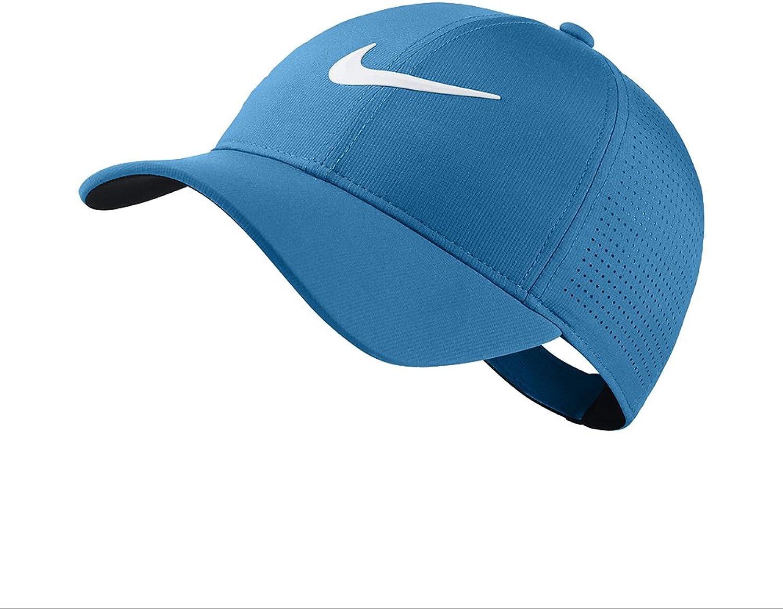 Nike Aerobill Legacy 91 damen Hat Equator Blau