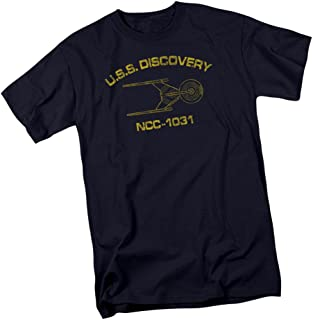Discovery Distressed Athletic Discovery Youth T-Shirt