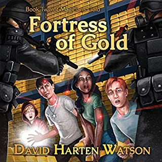 Fortress of Gold cover art