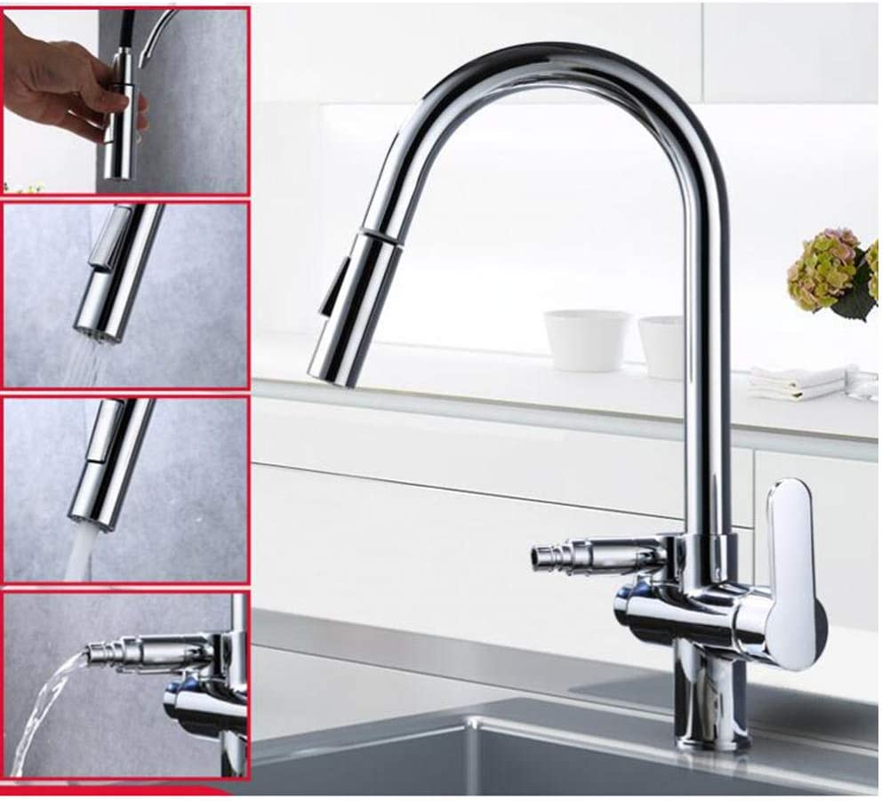 Kitchen Faucets with Japan Maker New Pull Down dishwasher National products Pull-out Sprayer fauce