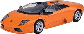 Motormax Usa 1:24 Lamborghini Murcielago Diecast Model - Orange