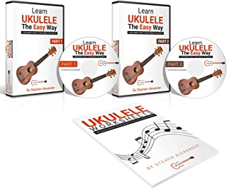 Learn Ukulele The Easy Way. Get the Ukulele Training DVD For Beginners Course Includes Ukulele Chords And Sample Songs. Ge...