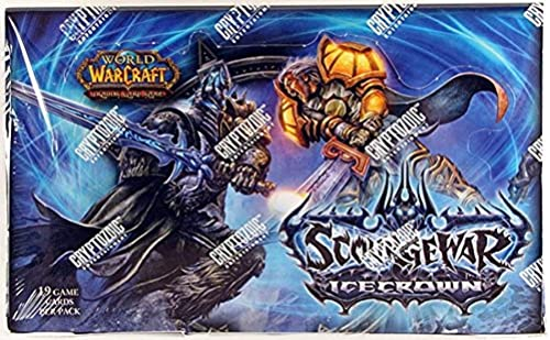 World of Warcraft - Icecrown - Booster Display (englisch)
