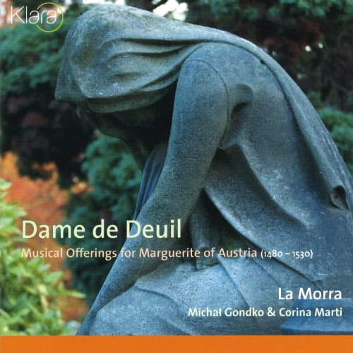 Dame de Deuil, Musical Offerings for Marguerite of Austria