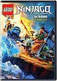LEGO Ninjago: Masters Spinjitzu: Season 6 (DVD)