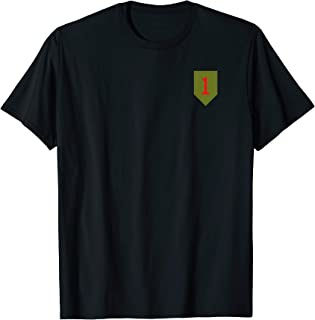 Big Red One / 1st Infantry Division T-Shirt