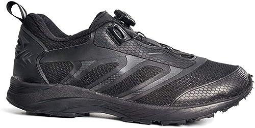 Gtagain botas de Combate Clásicas Cordones Unisex Adultos - Hauszapatos de Deporte Militares Antideslizantes y Bajas Trekking Senderismo Escalada botas de Entrenamiento para Actividades al Aire Libre