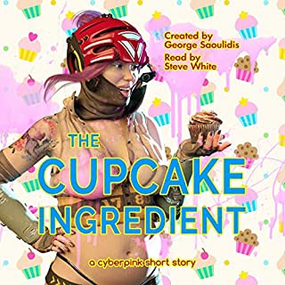 The Cupcake Ingredient (Cyberpink) audiobook cover art