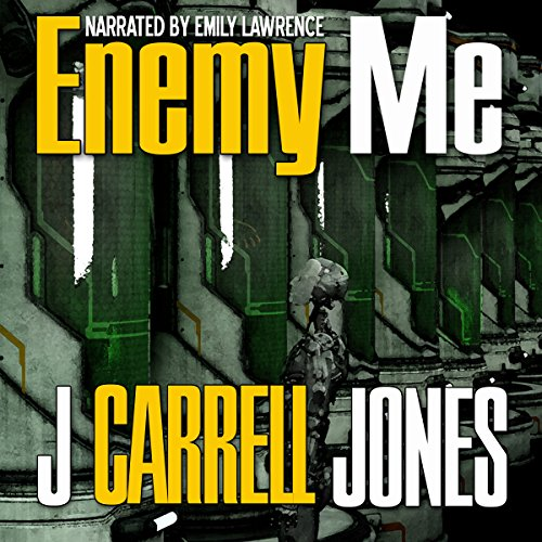 Enemy Me audiobook cover art