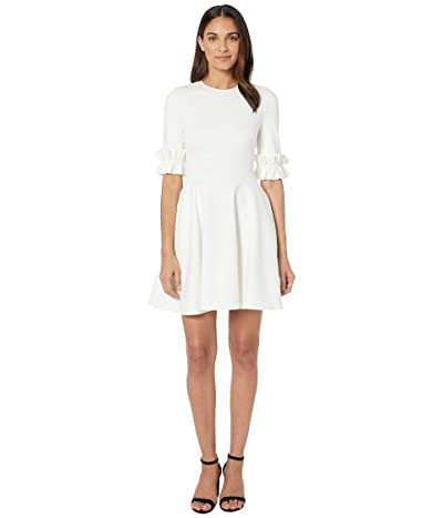 Ted Baker Ritzi Dress (Ivory) Women
