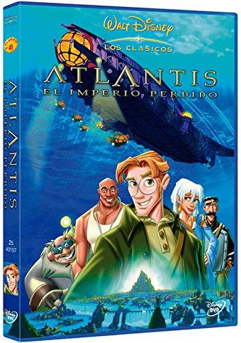 Atlantis: el imperio perdido [DVD]