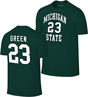 Campus Colors Adult NCAA College Legend Name and Number T-Shirt