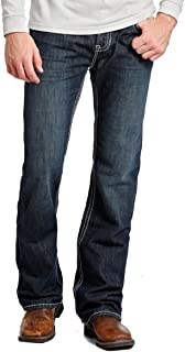 Mens Flame Resistant - Pistol Straight Dark Wash Jean