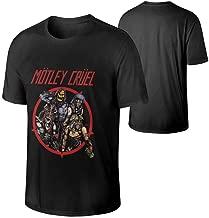 Motley Crue Whiskey A Go Go Elegant Wearing A Stylish, Hip Hop T-Shirt
