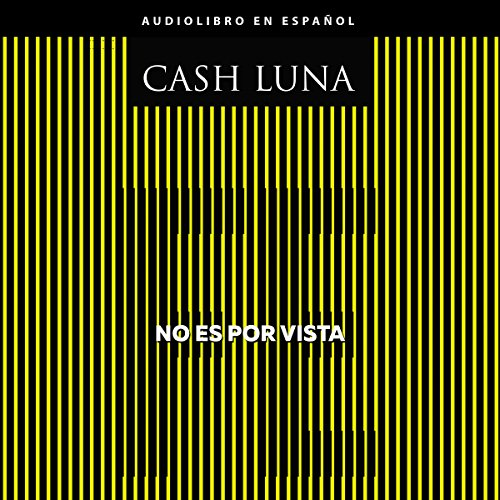 No es por vista [It Is Not by Sight] audiobook cover art