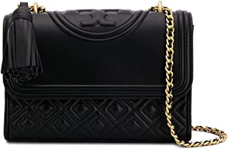 Luxury Fashion | Tory Burch Womens 43834001 Black Shoulder Bag | Season Permanent