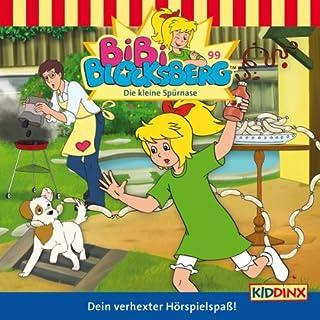 Die kleine Spürnase audiobook cover art