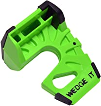 Wedge-It WEDGE-IT-1 The Ultimate Door Stop, Lime Green